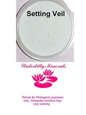 Veil Setting Finishing Minerals Bare Makeup Face Foundation Full Size New/Sealed