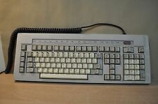 Altos Mechanical Keyboard with White Cross Spring Switches Made in 80s Rare Item