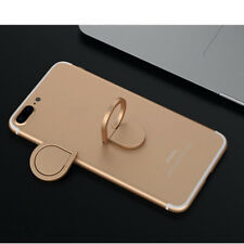Drop Samsung Finger Grip Ring Phone Stand Holder Mount Mobile iPhone 5 6 7 8 X I Gold