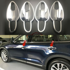 For Mazda CX-9 CX9 2017 2018 Car Side Door Body Handle Bowl Cover Trim Protector
