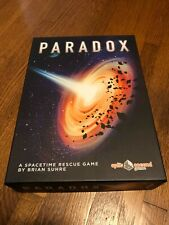 Paradox - Board Game - Split Second Games - 2016 (Only Played Once)