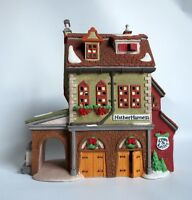 Mint Condition Dickens Village Dept 56 ~ Hather Harness #58238 Never Out Of Box