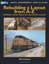 Kal 12464 Rebuilding a Layout from A-Z New Free Shipping