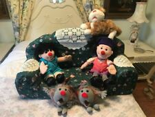 Big Comfy Couch Doll Set & Tapes 1995 Commonwealth Toy& Novelty Co,Inc $1,500.00