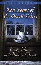 Best Poems of the Bronte Sisters by Emily Bronte, etc. (Paperback, 1997)