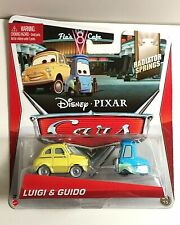 CARS - LUIGI & GUIDO - Mattel Disney Pixar