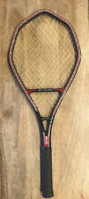 Rare MacGregor Bergelin Long String Tennis Racket Racquet 4 3/8 Grip - EXCELLENT