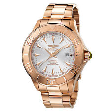 Invicta 7111 Mens Signature Ocean Ghost Automatic Rose Gold Watch