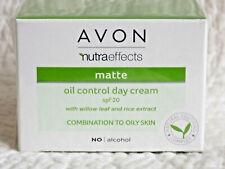 AVON ~ NUTRA EFFECTS MATTE ~ OIL-CONTROL DAY CREAM SPF20 ~ 50ml    *BRAND NEW*
