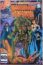 Saga Of The Swamp Thing #46 - Mar 1986 Dc Comics Alan Moore Bissette/Totleben