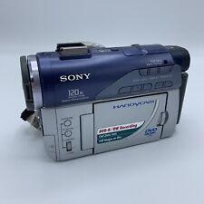 Sony Handycam Dcr-Dvd100 Dvd Camcorder ~ Video Playback & Transfer Camera Only