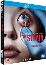 THE STRAIN COMPLETE SERIES 1 BLU RAY First Season Corey Stoll David UK New R2