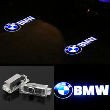 2X 3D For BMW 3 5 Series X3 X5/X6 Led Door Ghost Shadow Welcome Projector Light