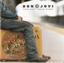 Bon Jovi - This Left Feels Right - CD + DVD