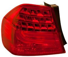 Bmw 3 E90 2009 to 2013 Saloon Lci Rear Light Led Lamp Passenger Lh Left Ns