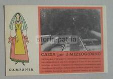 CAMPANIA_PROPAGANDA_ECONOMIA_CASSA MEZZOGIORNO_CASTELMORRONE_ACQUEDOTTO_COSTUME