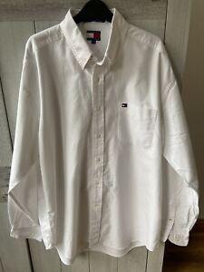 Mens Tommy Hilfiger Long Sleeve Shirt, XL