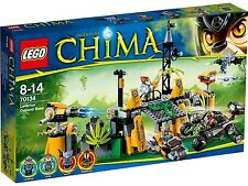 Lego Legends of Chima™ 70134 Lavertus Stock Hideout New Ovp Misb