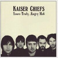 Yours Truly, Angry Mob by Kaiser Chiefs (CD, 2007, Polydor (Aust))