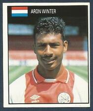 ORBIS 1990 WORLD CUP COLLECTION-#143-HOLLAND & AJAX-ARON WINTER