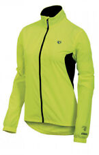 Pearl Izumi Women's Select Barrier Bicycle Cycling Jacket Yellow - XL
