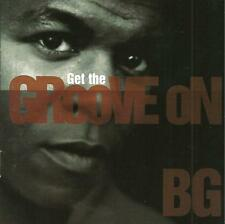 cd B4 B.G. GET THE GROOVE ON