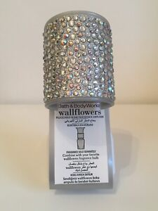 Bath And Body Works Wallflower UK PLUG Silver Diamonds
