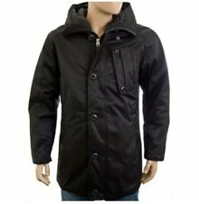 G-Star Parka Homme Mountain HOODED Noir 82578B taille L neuf