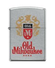 Cool Old Milwaukie Beer Zippo Lighter