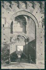 Siena Città Porta Romana cartolina QQ1721
