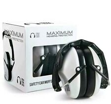 Maximum Hearing Protection Shooting Noise Reduction Safety Ear Muffs Protection