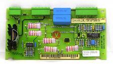 Siemens Vdu Voltage Divider Board 6se7038 6gl84 1jb0