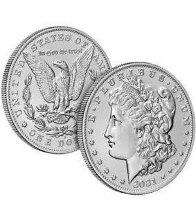 2021 Morgan Silver Dollar Coin (D Mark) Proof, ORDER Processing To Ship