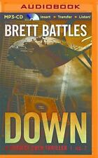 Project Eden: Down 7 by Brett Battles (2015, MP3 CD, Unabridged)