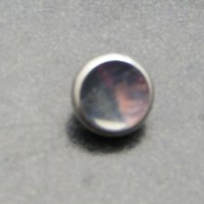 Genuine King Finger Button for Silver Trumpets (1) NEW! BA12