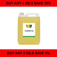 5L Carrier/Base Oil. Choose From 60 Cold Pressed Oils. Mother Natures Goodies