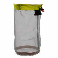 Outdoor Sport Travel Camping Ultralight Mesh Drawstring Bag Sack Large Aussie