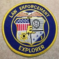 EDGEWATER POLICE CODE ENFORCEMENT COLORADO CO NICE PATCH SHERIFF 3 INCHES TALL