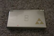Nintendo DS Lite Legend of Zelda: Phantom Hourglass Gold Handheld System