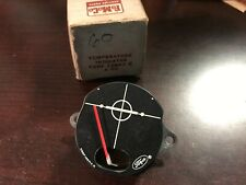 NOS OEM Ford 1960 1961 1962 Falcon Dash TEMPERATURE Gauge Early C0DF-10883-B