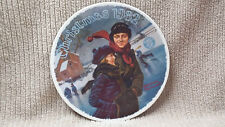 """NORMAN ROCKWELL 1982 """"CHRISTMAS COURTSHIP"""" CHRISTMAS PLATE Free Shipping!!"""