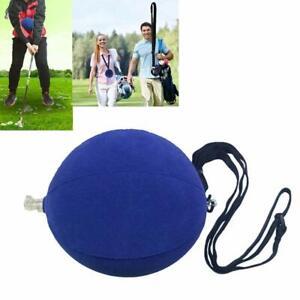 Golf Swing Training Aid Inflatable Tour Striker Smart Ball Posture Correction UK