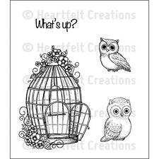 Heartfelt Creations Stamps ~ SUGAR HOLLOW BUNGALOW ~ HCPC3718