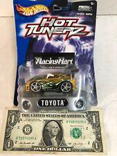 Hot Wheels: Hot Tunerz - Racing Hart -Bronze Toyota Supra ~ 2002