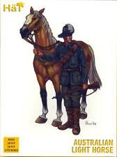 HaT Miniatures 1/72 WORLD WAR I AUSTRALIAN LIGHT HORSE Figure Set