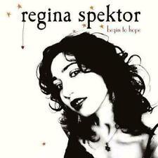 Regina Spektor – Begin To Hope [New & Sealed] CD
