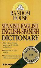 Random House Spanish-English English-Spanish Dictionary by Random House