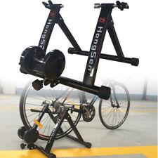 magnetico Indoor BICICLETTA BICI Trainer Esercizio STAND 5 livelli di resistenza