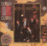 cd Duran Duran -  SEVEN AND THE RAGGED