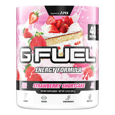 Gamma Labs G Fuel Strawberry Shortcake GFuel 40 Servings